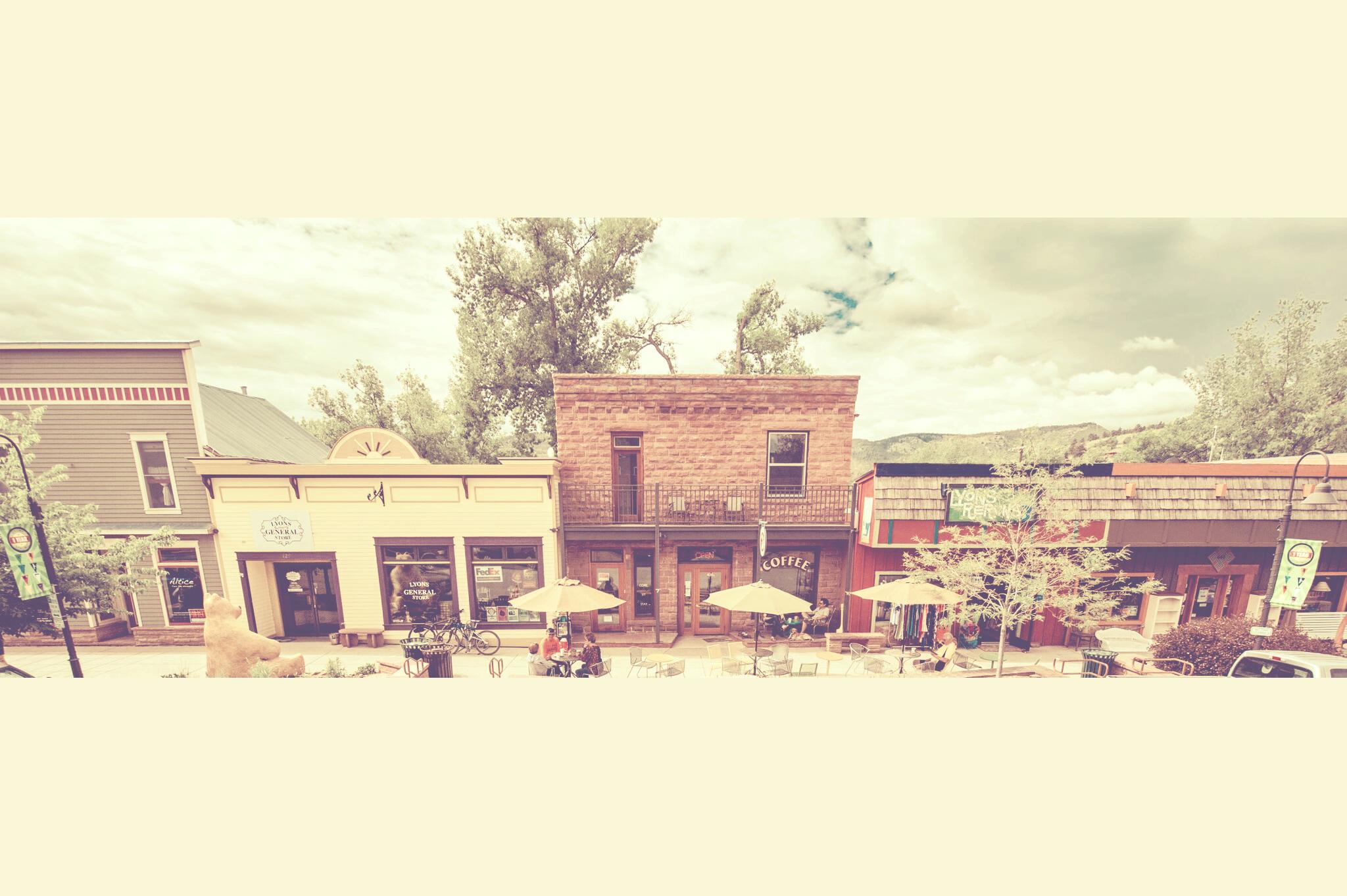 Lyons Colorado Artist Community